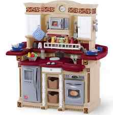 Step2 Pretend Play Kitchen Party Time Children Toy Playset Cooking Free Shipping