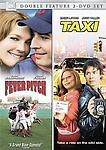 Fever Pitch/Taxi (DVD, 2007, 2-Disc Set)