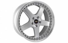 SIMMONS FR20-1 Silver finish 5x115 +35 Offset