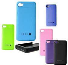 Rechargeable External Backup Battery Charger Case Cover for iPhone 4 4G 4S *BJ