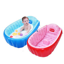New Inflatable Infant Baby Newborn Pools Soft Bath Showers Tub Thick PVC Gift