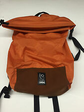 Chrome Cardiel: ORP Backpack Orange Suede NEW