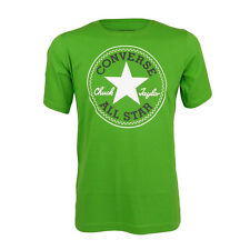 Infants Converse Chuck Patch Crew Neck Classic Green T Shirt