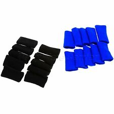 10Pcs Basketball Stretchy Finger Sleeve Wrap Support Protector Type Comfortable