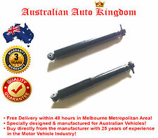 2 x Ford Falcon Fairmont AU BA BF Heavy Duty Rear Shock Absorbers 1998-2010 (Fits: Ford Falcon)