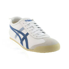 Onitsuka Tiger - Mexico 66 Casual Shoe - White/Navy Blue