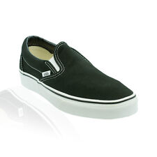 Vans - Classic Slip on Casual Shoe - Black