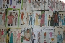 MISSES DRESS & TOP PATTERN SOME WITH PANTS SKIRT VARIETY BRAND STYLE & SIZE