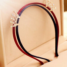 Baby Girls Princess Headbands Tiaras Crowns Crystal Hair Hoop Hair Accessories