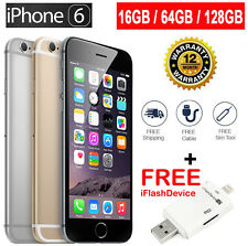 Original Apple iPhone 6  4G LTE GSM  Smartphone 100% Factory Unlocked