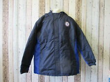 Official Chelsea FC Padded Jacket. Blue  (3201279/252 loc S15)