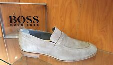 Hugo Hugo Boss - C- Modelo Slip On Shoes Loafer / Moccasin In Beige/Khaki