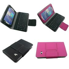 "Bluetooth Keyboard Case For 7Inch Samsung Galaxy Tab P6200 & Tab2 7"" P3100 P3110"