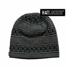 Crooks & Castles - Chain Lux Black Beanie