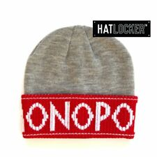 Crooks & Castles - Chain C Monopoly Grey Beanie
