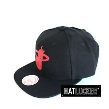 Mitchell & Ness - Miami Heat Drill Snapback