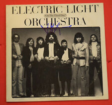 Jeff Lynne Signed Autographed Electric Light Orchestra Record Album LP ELO