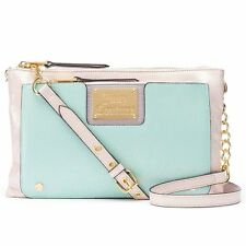 NEW! Juicy Couture Unique Crossbody Bag Purse - Includes matching Clutch/Wallet