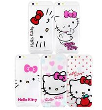 HELLO KITTY iPhone 6/6S/Plus Cell Phone Cute Clear Hard Case Cover Protector
