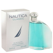 Nautica Classic Cologne Men Fragrance Eau De Toilette Spray 1.7 3.4 oz