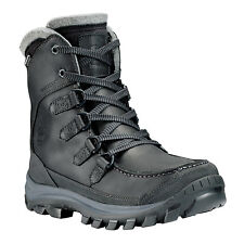 Men's Timberland Chillberg Tall Insulated Waterproof Boots Black