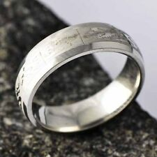 Mystic Mens Titanium Carve Chinese Dragon Band Ring Size 8 9 10 11 12