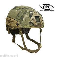 OPS/UR-TACTICAL HELMET COVER FOR CRYE AIR-FRAME HELMET IN A-TACS IX-MEDIUM