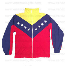 Venezuela Tricolor Flag Unisex Jacket Lightweight (Without coat of arms)