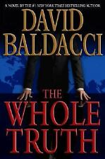 The Whole Truth by David Baldacci (2008, Hardcover) NEW