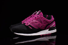 MENS Saucony GRID SD BLACKBERRY CASUAL RUNNING SHOES SNEAKERS S70224-4 SZ 5-11