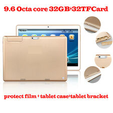 Octa Core 9.6 inch 3G Phablet IPS Screen Bluetooth 32GB Android 5.1 Tablet PC