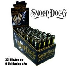 Snoop Dogg 1-1/4 Size Unbleached Pre Rolled Cones 1x6 New product sold by eTrend