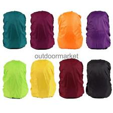 Waterproof Outdoor Hiking Backpack Rucksack Dust Rain Cover Bag Rainproof Poncho