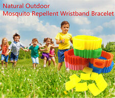2016 Outdoor Pregnant Anti Mosquito Repellent Waterproof Silica gel Wristbands 0