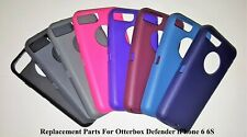iPhone 6 6S OtterBox Defender Case Replacement Outer Rubber Silicone Skin