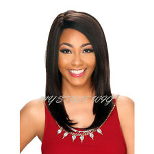 HOLLYWOOD SiS Remy Human Hair Lace Front Wig - HRH LACE WIG HILL