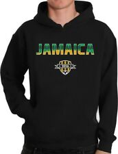 Jamaica Soccer Team 2016 Football Fans Hoodie Gift Idea