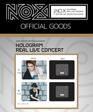 JYJ Kim Jae Joong Hologram real live Concert in Seoul official goods TABLE MAT