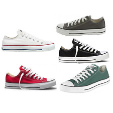 NEW Converse Chuck Taylor Chucks All Star OX Sneakers Low Top Unisex red M9696