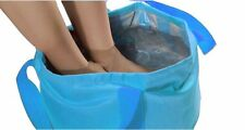 Folding Bucket for Outdoor Activities Camping Collapsible Wash Basin 4.5 Gallon