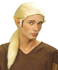 Pointed Ear Tips Fancy Dress Realistic Look Prosthetic Pixie Elf Fairytale Skin