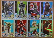 Force Attax Clone Wars Series 5 LE Limited Edition choose Topps Star Wars