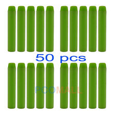 50/100PCS Refill Bullet Darts for Nerf Zombie /Elite Series Blasters Toy Gun