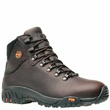 Timberland PRO Boots Mens TiTAN Alloy Safety Toe Waterproof Brown Work Boot