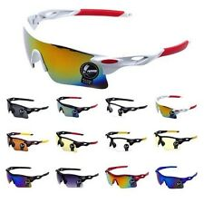 Outdoor Sport Cycling Bicycle Bike Riding Eyewear Glasses Lens Sun UV400