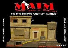 1/35 Scale - Iraqi Street Scene ~the Hurt locker~ Large Diorama kit