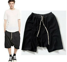 Hot fashion Loose Sport Jogging Trousers Mens casual short Trousers Harem Pants