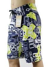 NWT QUIKSILVER Mens Quick Dry Swim Trunks Surf Pants Board Shorts 30 32 34 36 38