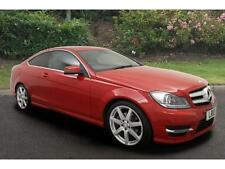 2013 Mercedes-Benz C-Class C220 Cdi Blueefficiency Amg Sport 2Dr Auto Diesel Cou
