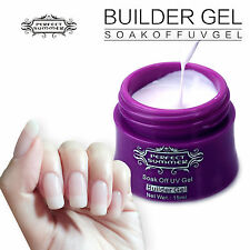 Kit Colors Manicure Art Nail Polish Solid UV Gel Extension Varnish Tip Builder
